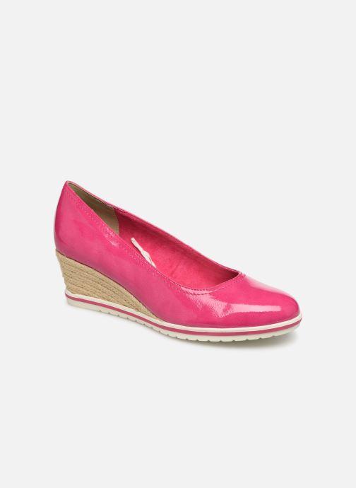 Zapatos de tacón Tamaris 22441 Rosa vista de detalle / par