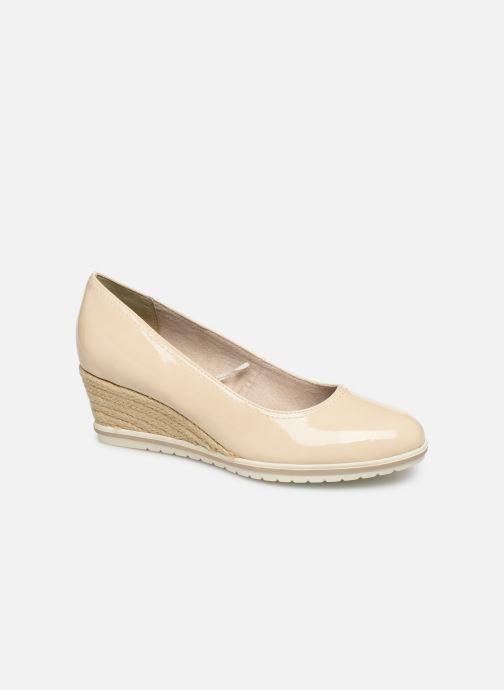High heels Tamaris 22441 Beige detailed view/ Pair view