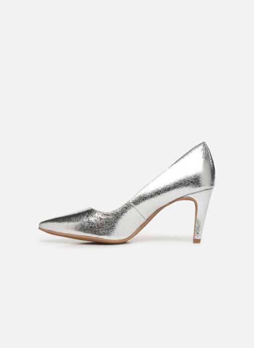 Zapatos de tacón Tamaris 22447 Plateado vista de frente
