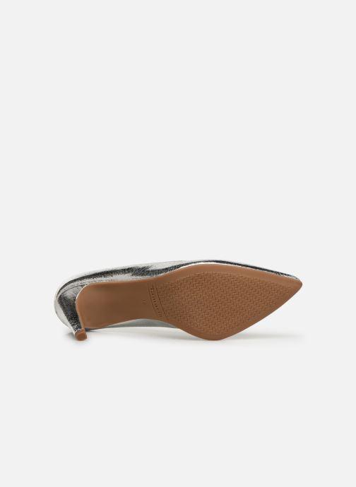 Zapatos de tacón Tamaris 22447 Plateado vista de arriba