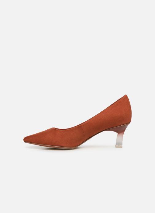 Zapatos de tacón Tamaris 22459 Marrón vista de frente