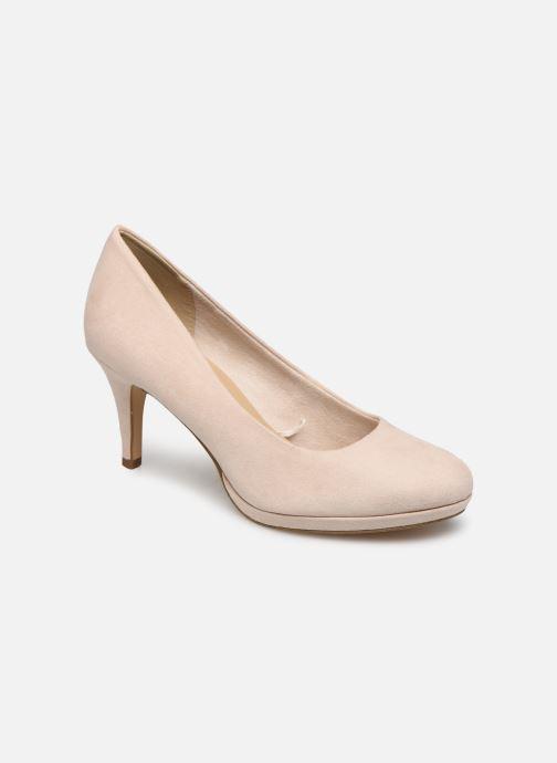 High heels Tamaris 22464 Beige detailed view/ Pair view