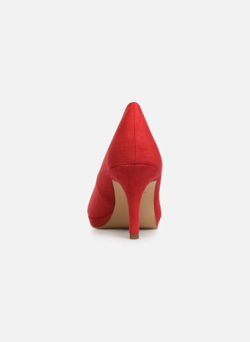 Zapatos de tacón Tamaris 22464 Rojo vista lateral derecha