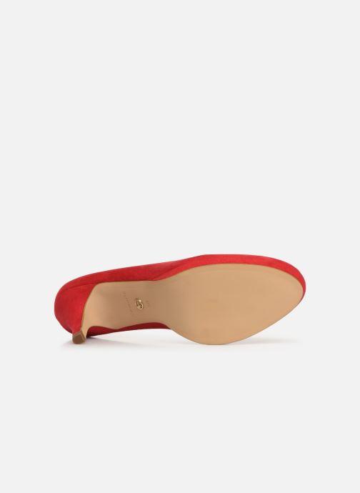 Zapatos de tacón Tamaris 22464 Rojo vista de arriba
