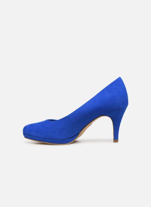 High heels Tamaris 22464 Blue front view