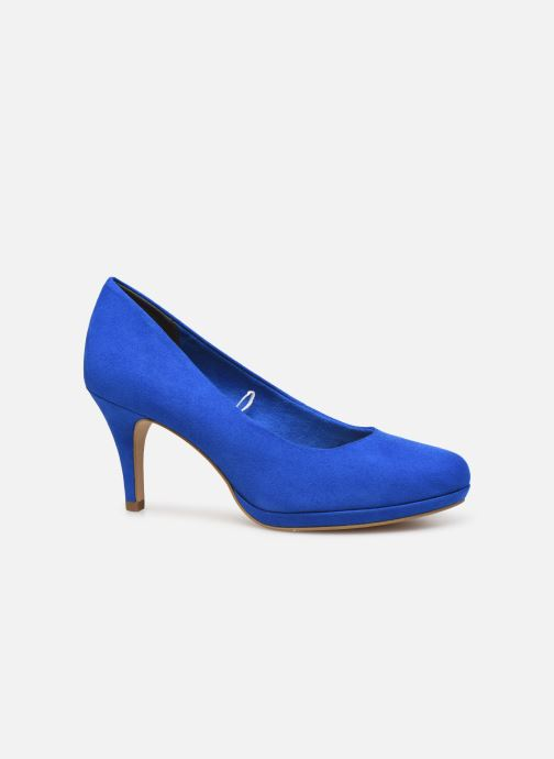 High heels Tamaris 22464 Blue back view