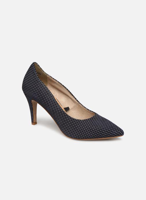 Zapatos de tacón Tamaris 22494 Azul vista de detalle / par