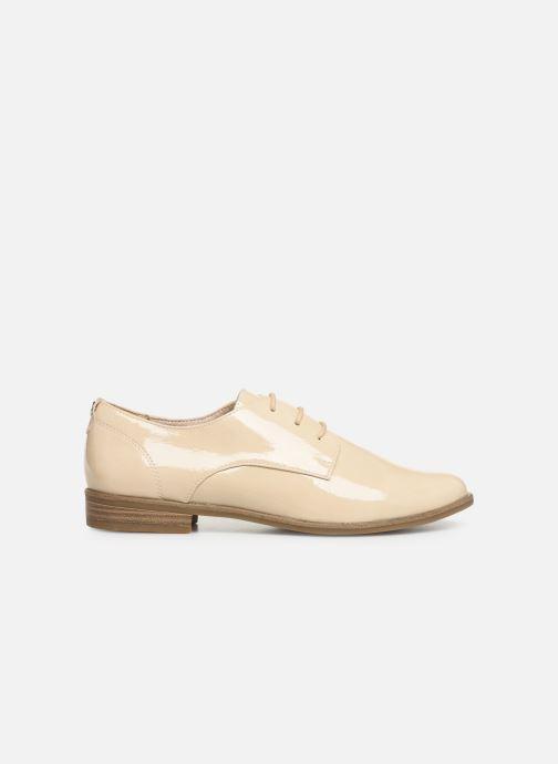 Chaussures à lacets Tamaris 23220 Blanc vue derrière