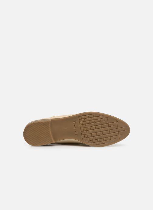 Chaussures à lacets Tamaris 23220 Blanc vue haut