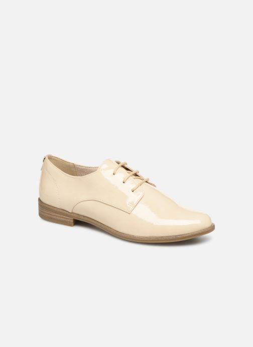 Chaussures à lacets Tamaris 23220 Blanc vue détail/paire