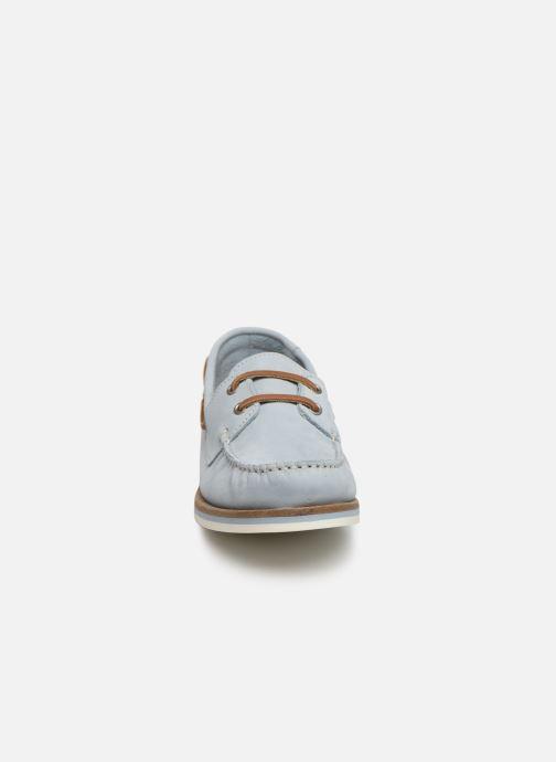 Chaussures à lacets Tamaris 23616 Bleu vue portées chaussures