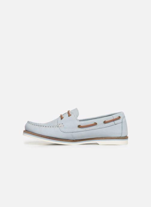 Chaussures à lacets Tamaris 23616 Bleu vue face