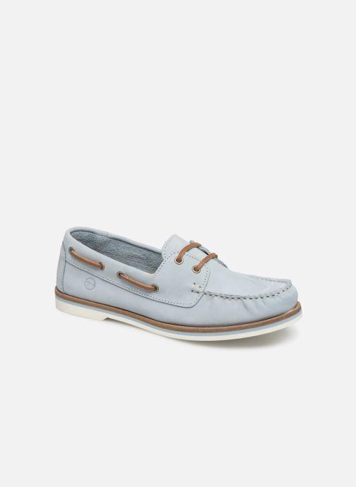 Chaussures à lacets Tamaris 23616 Bleu vue détail/paire