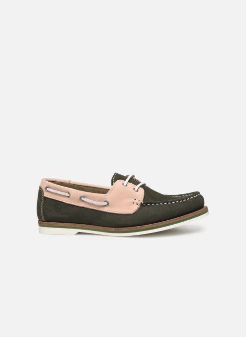 Zapatos con cordones Tamaris 23616 Verde vistra trasera