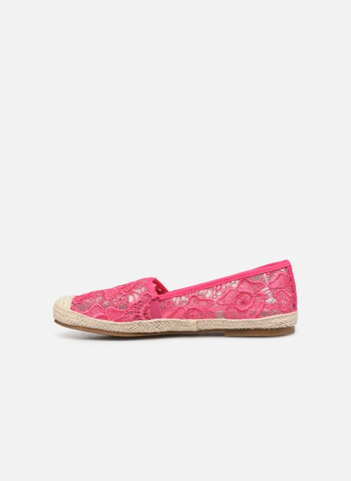 Loafers Tamaris 24606 Pink front view