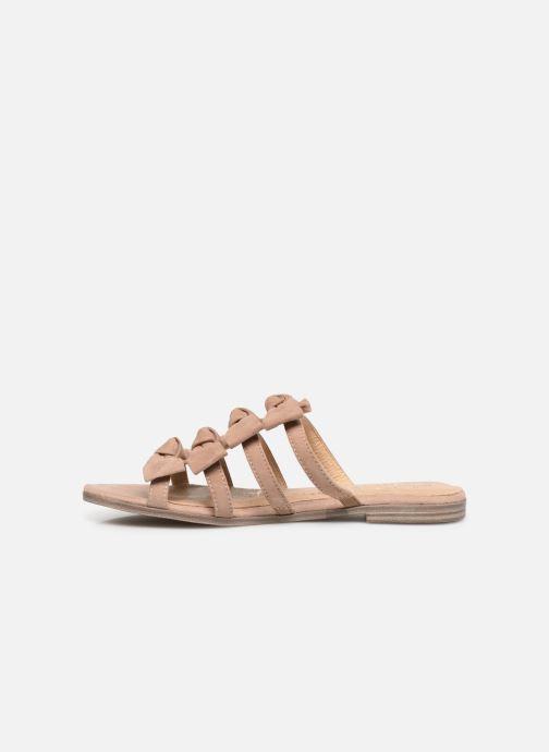 Sandales et nu-pieds Tamaris 27102 Rose vue face