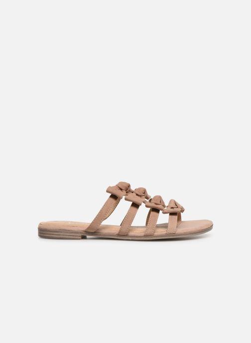 Sandales et nu-pieds Tamaris 27102 Rose vue derrière