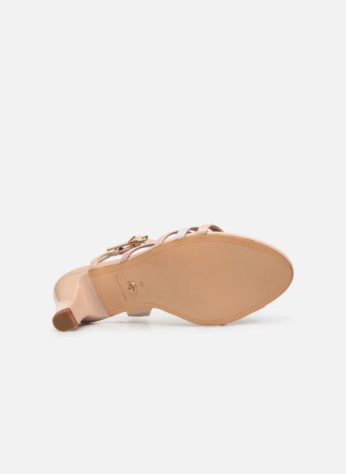 Sandales et nu-pieds Tamaris 28023 Beige vue haut
