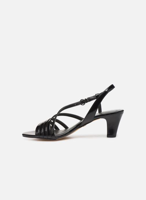 Sandales et nu-pieds Tamaris 28023 Noir vue face