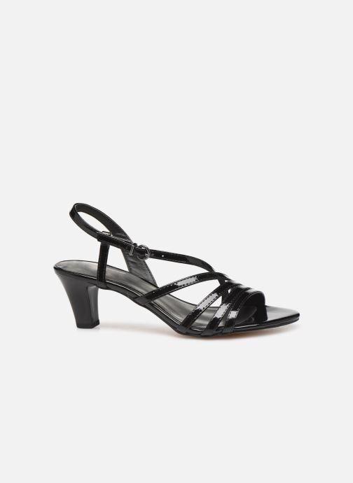 Sandales et nu-pieds Tamaris 28023 Noir vue derrière