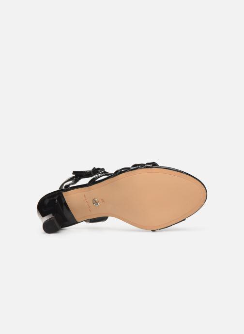 Sandales et nu-pieds Tamaris 28023 Noir vue haut
