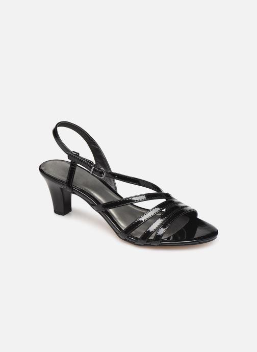 Sandales et nu-pieds Tamaris 28023 Noir vue détail/paire