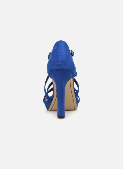 Sandales et nu-pieds Tamaris 28038 Bleu vue droite