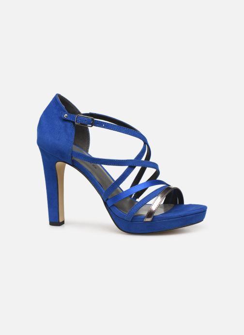 Sandales et nu-pieds Tamaris 28038 Bleu vue derrière