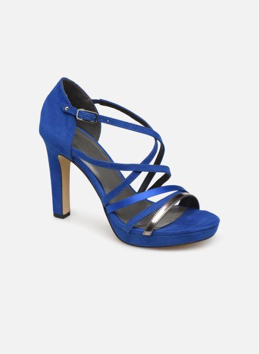 Sandales et nu-pieds Tamaris 28038 Bleu vue détail/paire