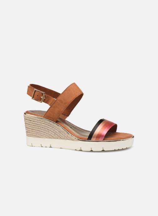 Sandales et nu-pieds Tamaris 28047 Marron vue derrière