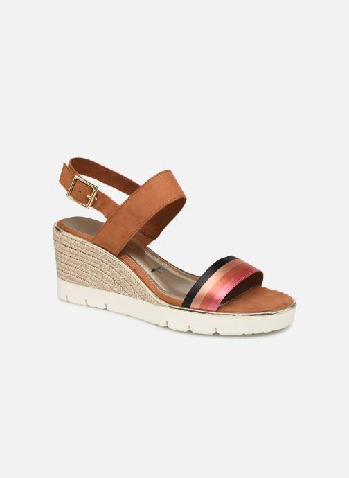 Sandales et nu-pieds Tamaris 28047 Marron vue détail/paire