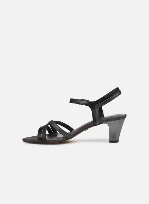 Sandales et nu-pieds Tamaris 28053 Noir vue face
