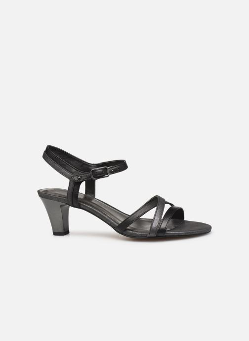 Sandales et nu-pieds Tamaris 28053 Noir vue derrière