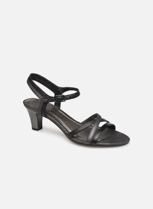 Sandales et nu-pieds Tamaris 28053 Noir vue détail/paire