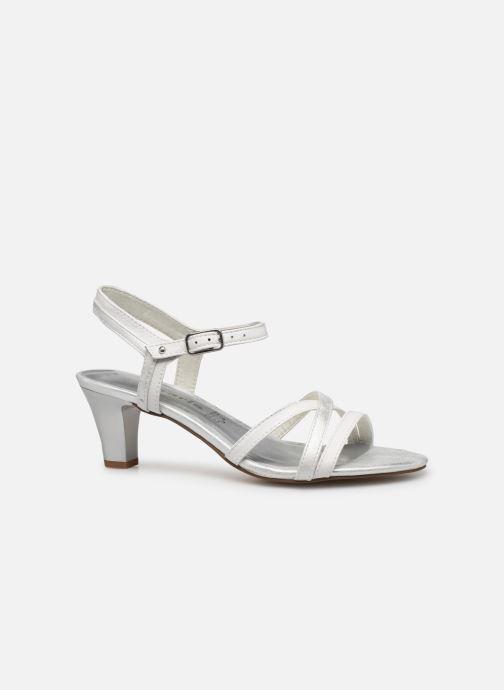 Sandales et nu-pieds Tamaris 28053 Blanc vue derrière
