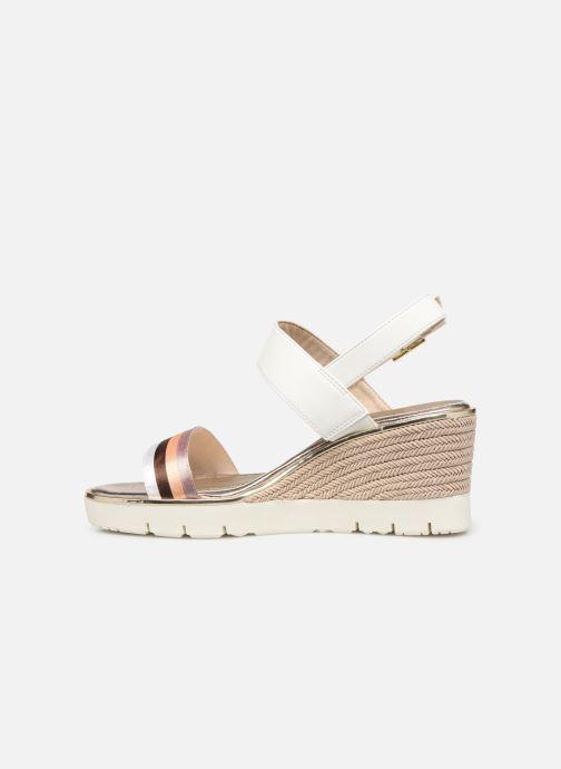 Sandales et nu-pieds Tamaris 28077 Blanc vue face
