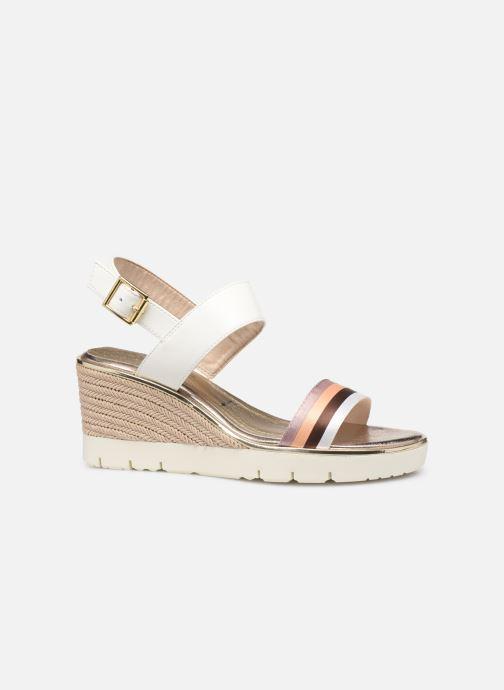 Sandales et nu-pieds Tamaris 28077 Blanc vue derrière