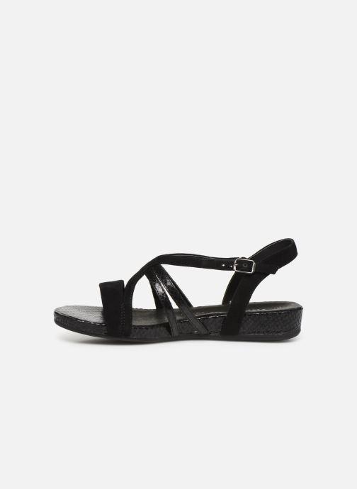 Sandales et nu-pieds Tamaris 28177 Noir vue face