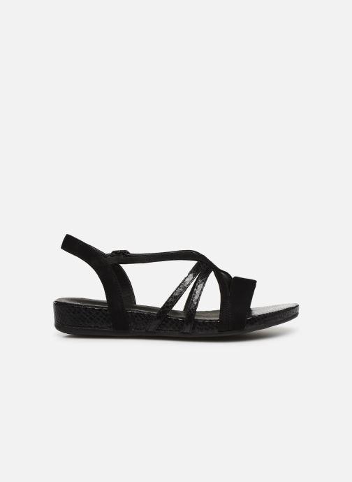 Sandales et nu-pieds Tamaris 28177 Noir vue derrière