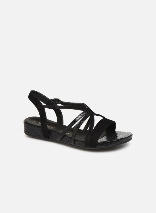 Sandales et nu-pieds Tamaris 28177 Noir vue détail/paire