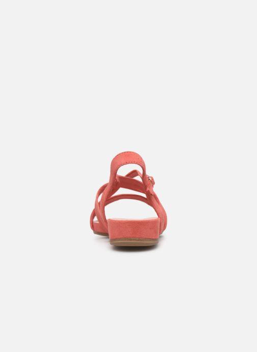 Sandales et nu-pieds Tamaris 28177 Rose vue droite