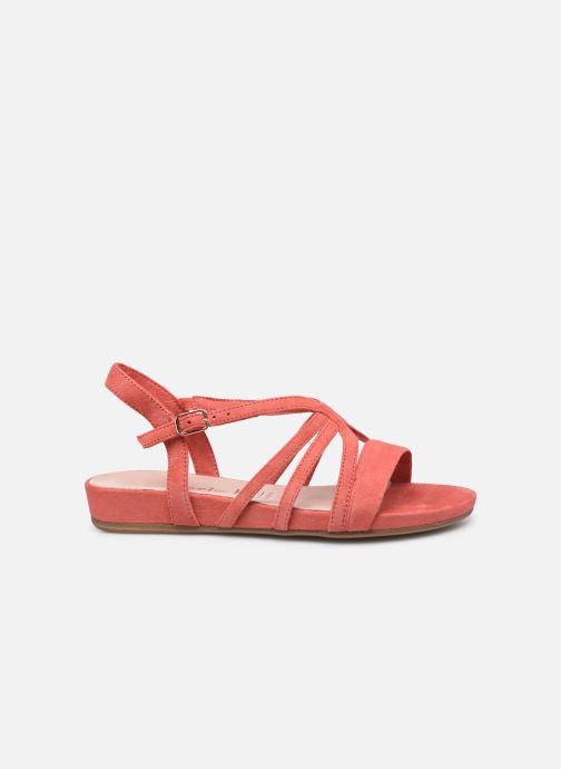 Sandales et nu-pieds Tamaris 28177 Rose vue derrière