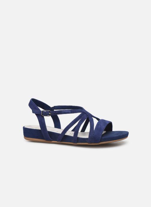 Sandales et nu-pieds Tamaris 28177 Bleu vue derrière