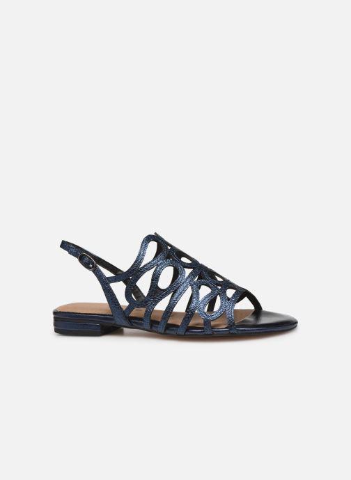 Sandales et nu-pieds Tamaris 28214 Bleu vue derrière