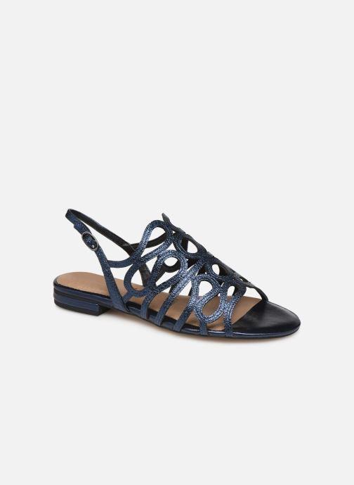 Sandales et nu-pieds Tamaris 28214 Bleu vue détail/paire