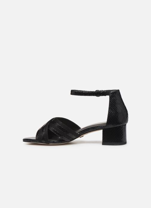 Sandales et nu-pieds Tamaris 28258 Noir vue face