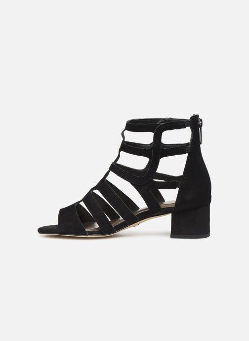 Sandales et nu-pieds Tamaris 28259 Noir vue face