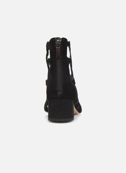 Sandales et nu-pieds Tamaris 28259 Noir vue droite