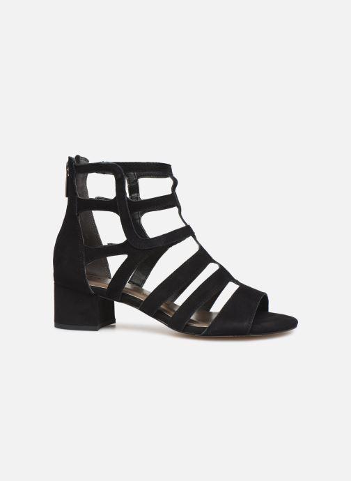 Sandales et nu-pieds Tamaris 28259 Noir vue derrière