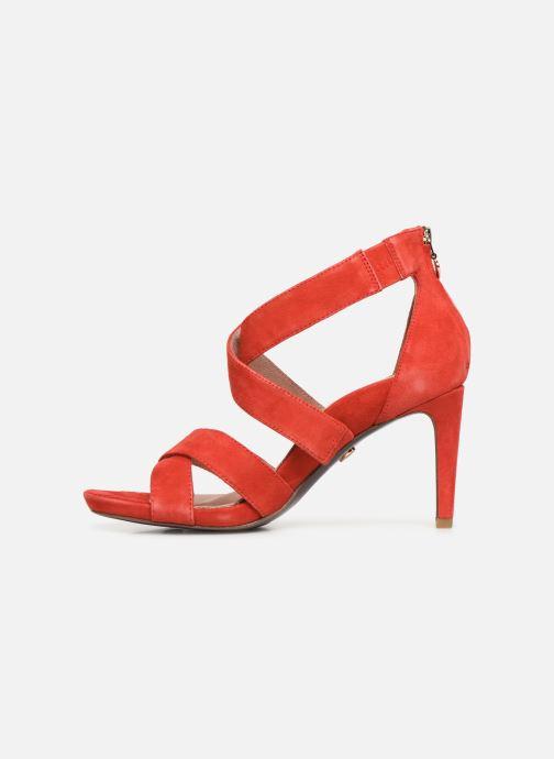 Sandales et nu-pieds Tamaris 28302 Rouge vue face